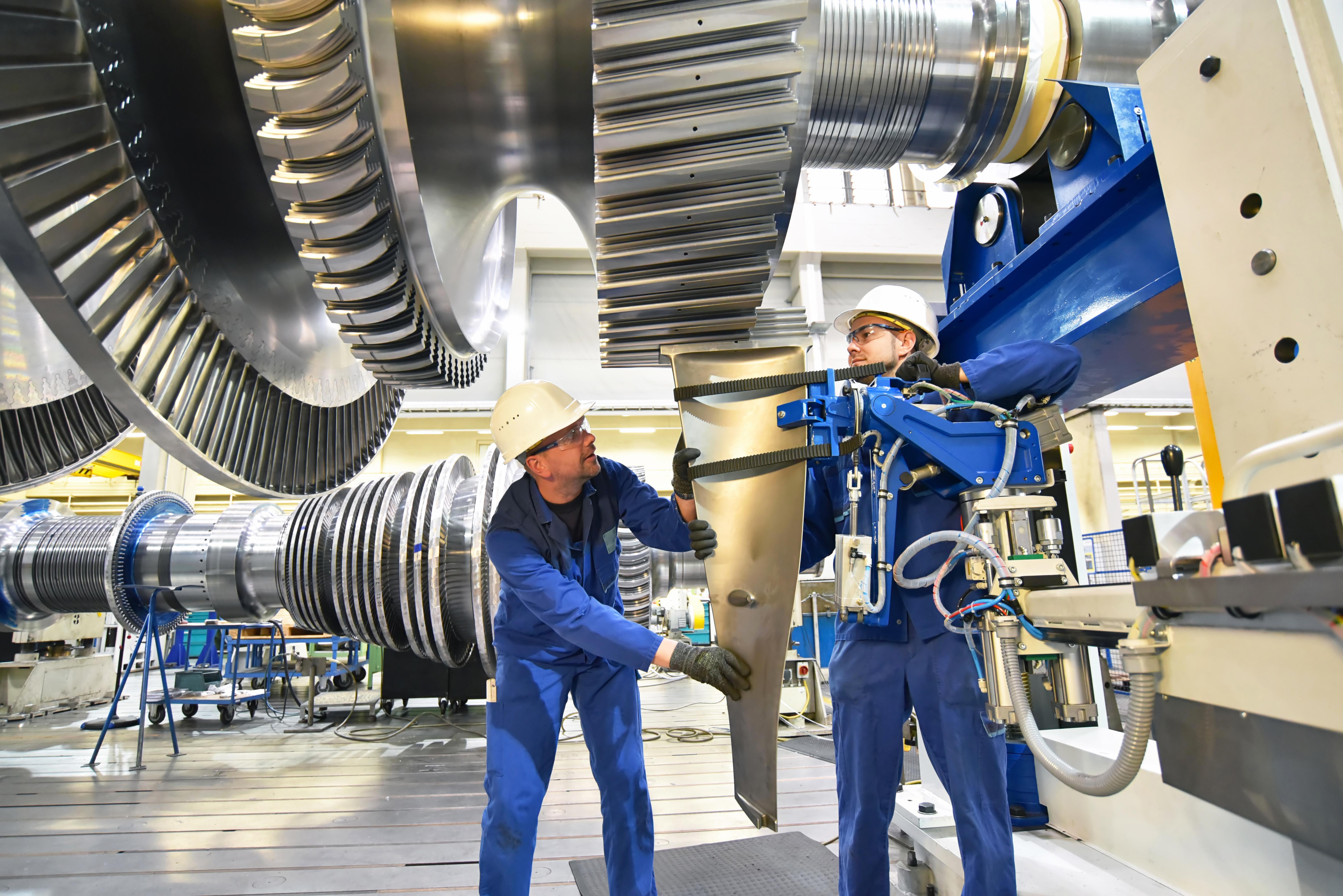 Manufacturing Operators